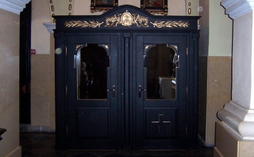 Wieruszów, Sanktuarium